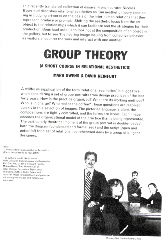 grouptheory